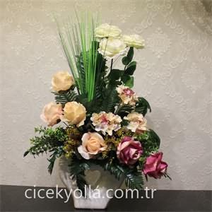 Doğanın Sesi Yapay Çiçek Siparişi