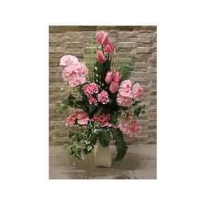 Renkli Yapay Çiçek