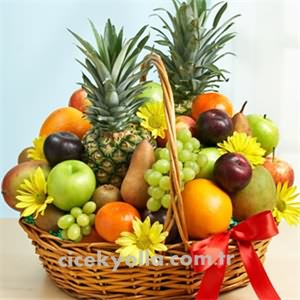 Tüm Meyvelerden  Meyve Sepeti