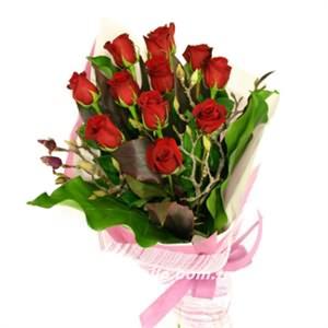 Düzce`ye çiçek gönderme
