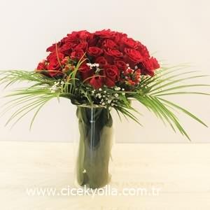 Özel Butik Kırmızı Güller