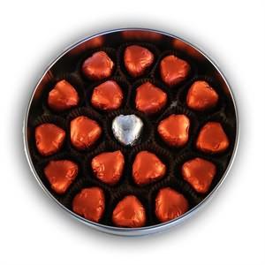Kırmızı Kalp Special  Çikolata