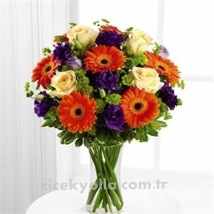 Yeni İş Sürprizi Çiçek