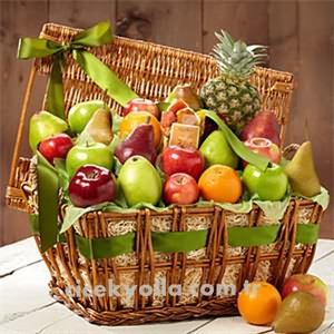 En Güzel Meyve Siparişi