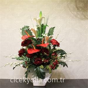 Romantik Yapay Çiçek
