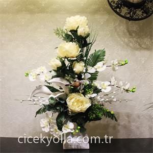 Günün Neşesi Yapay Çiçek Siparişi