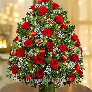 Yeni Yıl Çiçek Siparişi