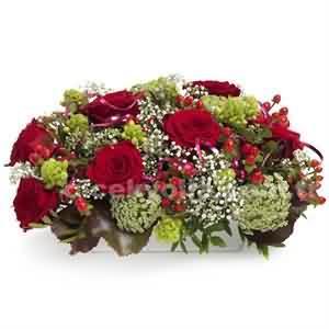 Sevgilime Çiçek