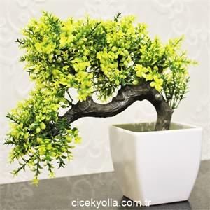 Bodur Yapay Minyatür Bonsai