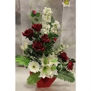 Yapay Güllü Çiçek