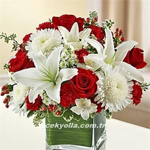 Anneye Çiçek Siparişi
