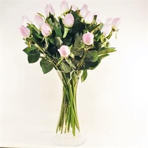 Pembe Güller Yapay Çiçek Aranjmanı