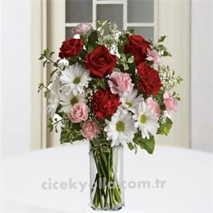 Doğum Günü Süpriz Çiçeği