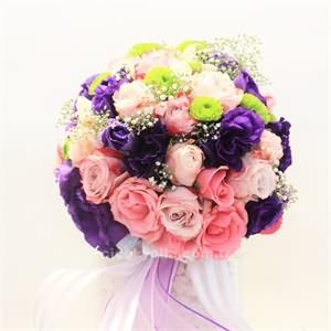 Gelin Çiçekleri Buketlerii