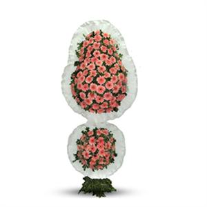 Düğün Çiçekleri Ayaklı Sepet