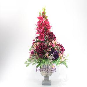 Yapay Çiçek Aşk Ağacı