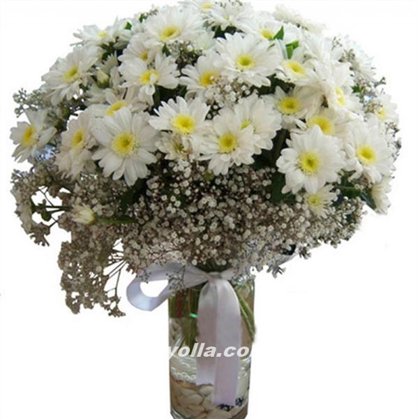 Kars çiçek