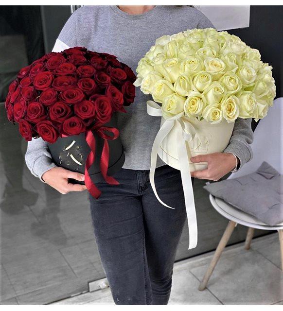 Kırmızı Beyaz Sevgi