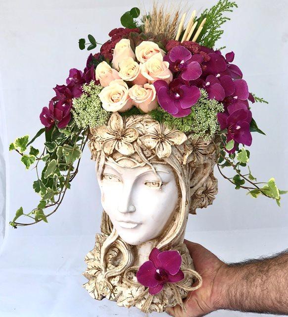 Julia Helen Lila Orkide Serisi