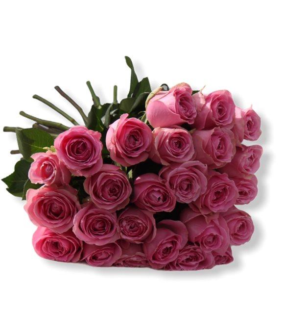 Liuba Pink Athena Gül Buketi
