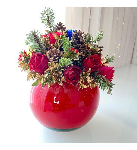 Vivi Kırmızı Yeni Yıl Aşkı